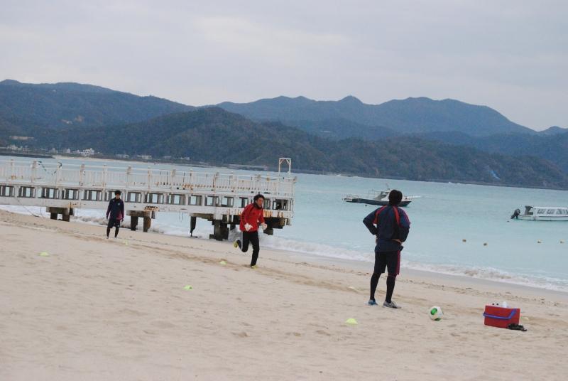 DSC 0134 沖縄キャンプ2日目