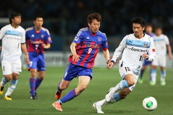 93 2013Jリーグディビジョン1 川崎フロンターレ