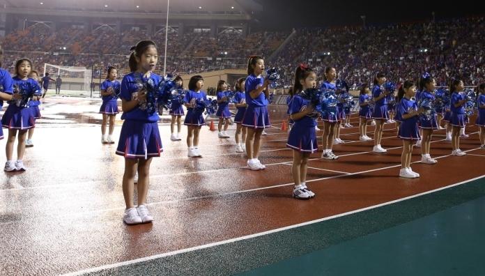 kids 4/29(火祝)名古屋グランパス戦に「キッズチア」がやってくる!