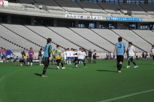 IMG 0922 300x199 【8/25】『第20回 東京ガス サラリーマンミニサッカー大会』開催のお知らせ