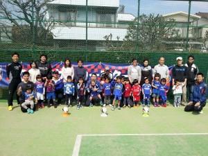 2015プレキッズ写真 300x225 1月度開催「上石神井プレキッズ&ママパパサッカー教室」 参加者募集