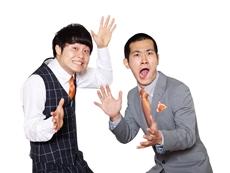 アジラッピィWEB 【追記】11/22(日)『青赤お笑いグランプリ』2ndステージ決勝大会開催!