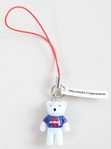 FC東京特製ベアストラップ修正済み2 225x300 【追記】9/12(土)神戸戦「Teddy Bear Day」開催のお知らせ