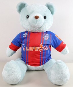 FC東京特製BIGベア修正済み1 253x300 【追記】9/12(土)神戸戦「Teddy Bear Day」開催のお知らせ
