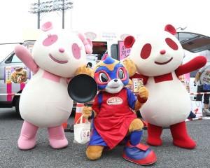 2014年「AJINOMOTO Day」様子 300x240 【追記】10/24(土)浦和戦 『AJINOMOTO Day』開催のお知らせ