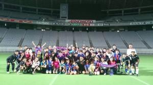 IMG 2857 300x168 9月度開催「おとなのサッカー教室in味スタ」参加者募集!