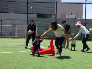 PIC 0024 300x225 「府中プレキッズ&ママパパサッカー教室」開催のお知らせ