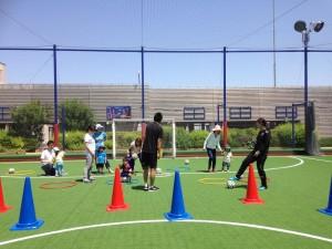 PIC 0015 300x225 FC東京パーク府中「7月度親子参加型サッカー・フットサル教室開催について」(2歳~小学4年生対象)