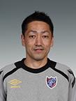 【コンディショニングコーチ】上松大輔2WEB用 【選手・スタッフ】トップチームコーチ陣