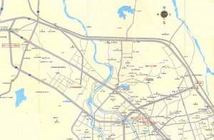 全州地図 300x197 ACL2016 グループステージ第1戦:2/23(火)vs全北現代戦について(2/17更新)