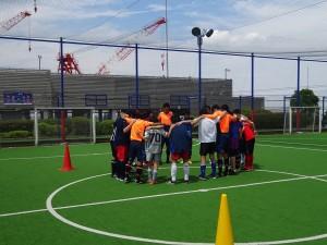 DSC05132 300x225 8月度開催「あおぞらサッカークリニック(中学生以上対象)」開催のお知らせ