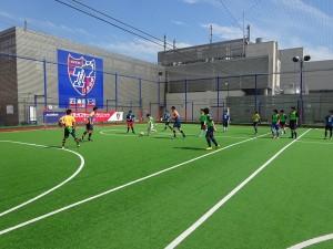 DSC05152 300x225 8月度開催「あおぞらサッカークリニック(中学生以上対象)」開催のお知らせ