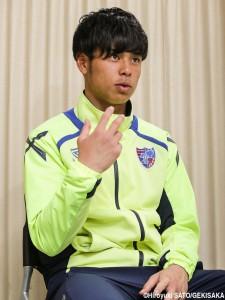 ゲキサカ宣材写真2 225x300 選手インタビュー掲載(ウェブサイト)のお知らせ
