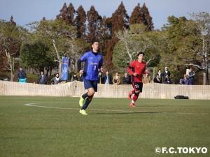 DSC01106 300x225 練習試合結果 FCソウル戦