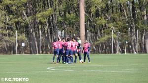 DSC01185 300x168 練習試合結果 横浜F・マリノス戦