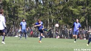 DSC01451 300x168 練習試合結果 サンフレッチェ広島戦