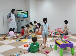 DSC 0061 300x224 7/8(土)鹿島戦 「FC東京ナーサリー(託児室)」実施のお知らせ