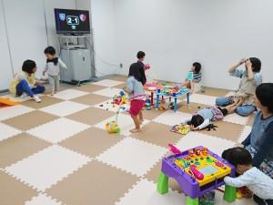 DSC 5078 300x225 9/3(日)川崎戦 「FC東京ナーサリー(託児室)」実施のお知らせ