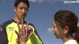 FCTOKYO1 300x168 NHK BS 1『Jリーグタイム 』にてFC東京の選手が登場!