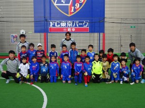 GKクリニック 300x224 【再掲】FC東京GKクリニック(小学3~6年生対象)開催について
