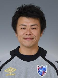 普及部安藤孝太郎2 225x300 7月度開催「FC東京GKクリニック(小学3~6年生対象)」について