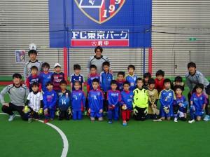 GKクリニック 300x224 7月度開催「FC東京GKクリニック(小学3~6年生対象)」について