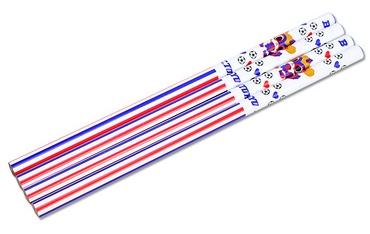 えんぴつ4本セット(ユーロスポーツ) 【追記】7/30(日)新潟戦『AIDEM DAY』開催のお知らせ