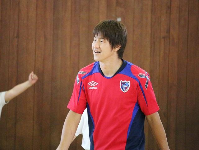 小平2 【報告】FC東京選手会 小学校訪問
