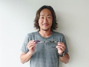 DSC 0760  HP 300x225 【追記】石川直宏選手デザイン「LOVE CHROME」(美髪コーム)販売のお知らせ