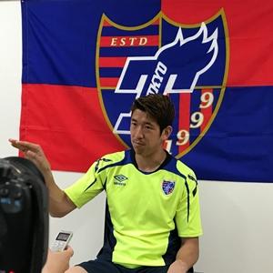 photo 1 選手インタビュー掲載(ウェブサイト)のお知らせ