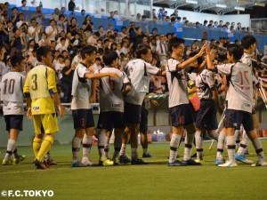 DSC 0220 2 300x225 【U 18】第41回 日本クラブユースサッカー選手権(U 18)大会準決勝試合結果