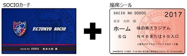 SOCIOカード・座席シール 【追記】7/8(土)鹿島戦の試合運営について