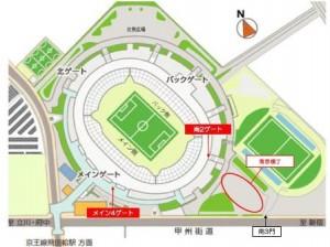 2青赤横丁案内図 300x224 【HOME GAME情報】9/9(土)C大阪戦