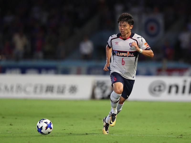 AI2I0595 2017JリーグYBCルヴァンカップ 準々決勝 第1戦 8/30川崎フロンターレ戦
