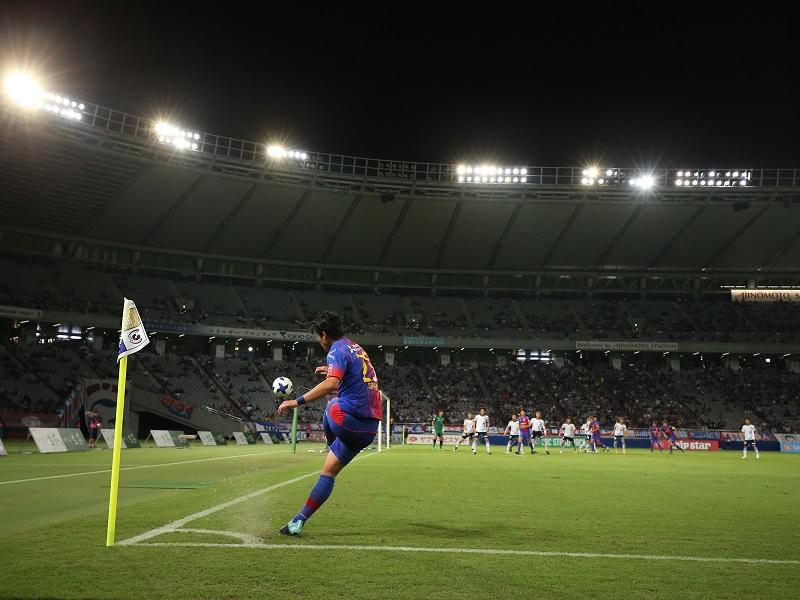 AO1V3295 2017JリーグYBCルヴァンカップ 準々決勝 第2戦 9/3川崎フロンターレ戦