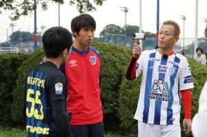 6906583157922 300x199 フジテレビ系列「ルヴァンカップFINAL特番」にFC東京の選手が登場!!