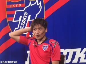 IMG 3444 300x225 日本テレビ系列「Going! Sports&News」に大久保嘉人選手登場のお知らせ