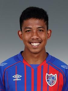 52ジャキット2WEB用20171 JAKKIT was selected as a candidate for the U 23 Thailand National Team