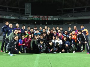 49F4BD7A A68B 499C BAFC 5470DE6A15AF 2 300x224 2018年1月度開催「おとなのサッカー教室in味スタ」参加者募集!