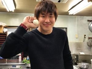 IMG 1766 300x225 FM西東京「こだいらMIX2」に吉本一謙選手が登場!