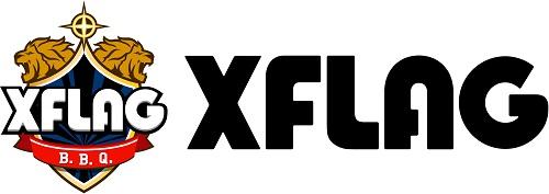xflag BBQ logo type RGB 新規クラブスポンサー契約のお知らせ