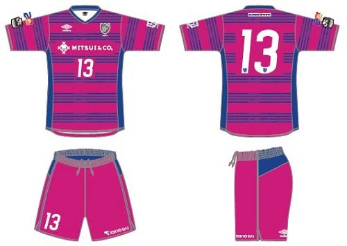 GK紫色 2018FC東京U 23ユニフォームについて