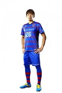 yanagi new 200x300 【U 23】FC東京U 23ユニフォーム販売のお知らせ